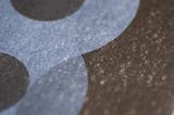 Flowing Circles B&W Detail
