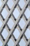 Detail Hexagon lijn patroon