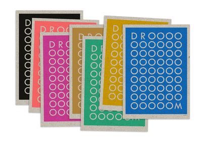 DROOOM | A3 Riso Artprint, diverse kleuren