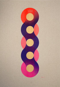 Flowing Circles